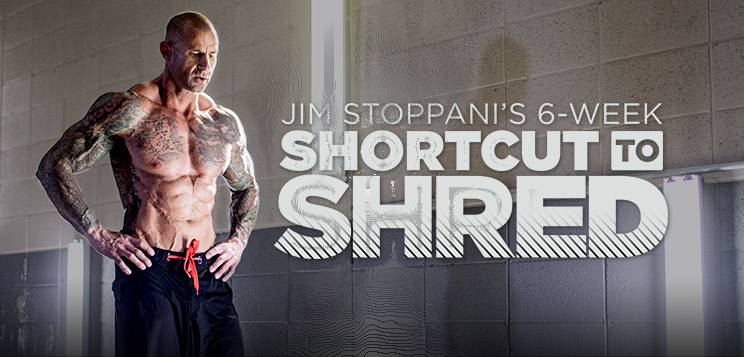 Jim Stoppani's Shortcut to Shred