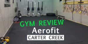 Gym Review: Aerofit at Carter Creek in Bryan / College Station, Texas