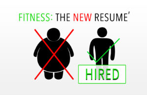 Fitness: The New Resume´