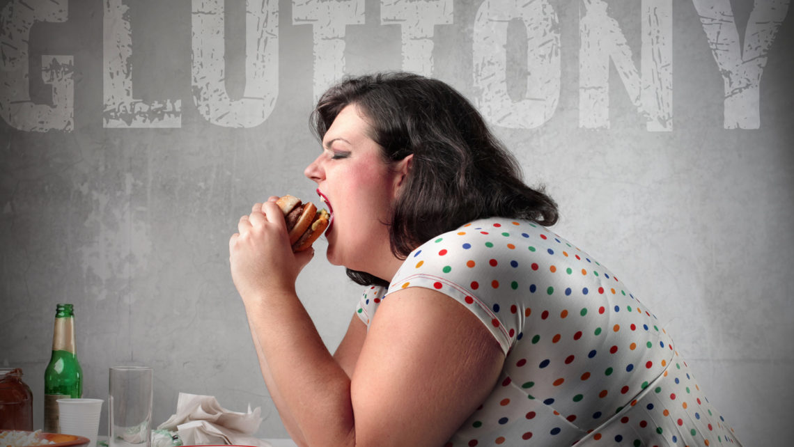 Gluttony - Is Fat Sinful